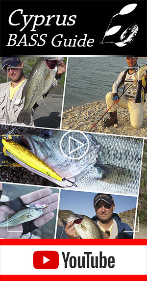 Cypruss Bass Guide - Youtube